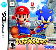Thumbnail 1 for Mario and Sonic complete save!